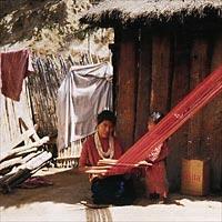 Weberin in Guatemala