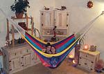 mexikanische h ngematten online bei a la siesta h ngematten geschenke kunsthandwerk aus. Black Bedroom Furniture Sets. Home Design Ideas